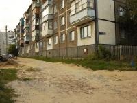 Казань, улица Желябова, дом 2. многоквартирный дом