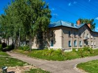 Казань, улица Индустриальная, дом 13. многоквартирный дом