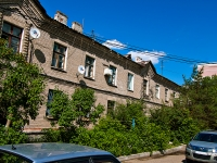 Казань, улица Индустриальная, дом 5. многоквартирный дом