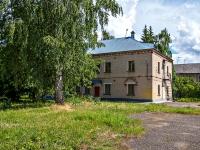 Казань, улица Индустриальная, дом 5А. многоквартирный дом