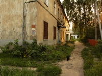 Казань, улица Ново-Караваевская, дом 4. многоквартирный дом