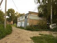 Казань, улица Ново-Караваевская. хозяйственный корпус