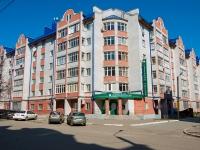 Казань, улица Чапаева, дом 24. многоквартирный дом