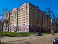 Казань, улица Чапаева, дом 19. многоквартирный дом