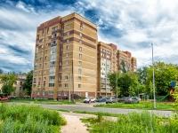 Казань, улица Чапаева, дом 11. многоквартирный дом