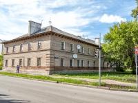 Казань, улица Чапаева, дом 13. многоквартирный дом