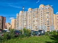Казань, улица Чапаева, дом 16. многоквартирный дом