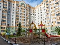 Казань, улица Чапаева, дом 21. многоквартирный дом