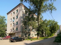 Казань, Шоссейный переулок, дом 7. многоквартирный дом