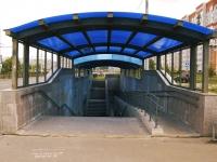 Казань, улица Большая Крыловка. подземный переход