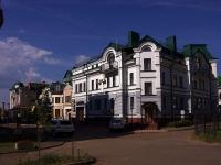 Казань, улица Тельмана, дом 21. многоквартирный дом