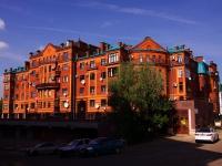 Казань, улица Тельмана, дом 23. многоквартирный дом