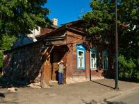Казань, улица Тельмана, дом 36. индивидуальный дом
