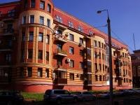 Казань, улица Тельмана, дом 13. многоквартирный дом