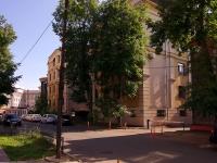 Казань, улица Тельмана, дом 15. многоквартирный дом