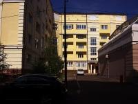 Казань, улица Тельмана, дом 18А. многоквартирный дом