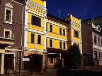 Казань, улица Тельмана, дом 26. многоквартирный дом