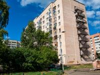 Казань, улица Академика Павлова, дом 19. многоквартирный дом