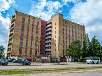 Казань, улица Академика Павлова, дом 1. гостиница (отель) Авиатор