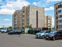 Казань, улица Академика Павлова, дом 8. многоквартирный дом