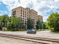 Казань, улица Академика Павлова, дом 11. общежитие