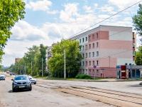 Казань, улица Академика Павлова, дом 13. многоквартирный дом