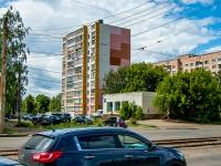 Казань, улица Академика Павлова, дом 13Б. многоквартирный дом