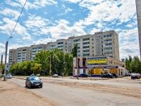 Казань, улица Академика Павлова, дом 23. многоквартирный дом