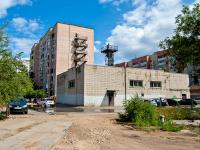 Казань, улица Академика Павлова. ТЭЦ
