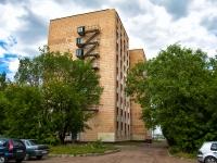 Казань, улица Академика Павлова, дом 9. общежитие