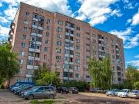 Казань, улица Академика Павлова, дом 17. многоквартирный дом