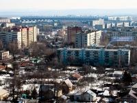 Казань, улица Годовикова, дом 4. многоквартирный дом