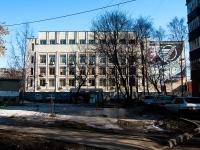 Казань, улица Дементьева, дом 1 к.1. офисное здание