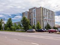 Казань, улица Дементьева, дом 2В. офисное здание