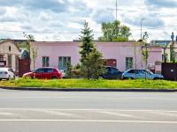 Казань, улица Дементьева, дом 2В к.1. офисное здание