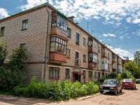 Казань, улица Малая Печерская, дом 8А. многоквартирный дом