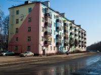 Казань, улица Олега Кошевого, дом 2. многоквартирный дом