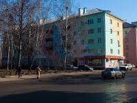 Казань, улица Олега Кошевого, дом 2Б. многоквартирный дом
