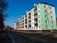 Казань, улица Олега Кошевого, дом 4. многоквартирный дом
