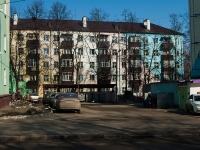 Казань, улица Олега Кошевого, дом 4А. многоквартирный дом