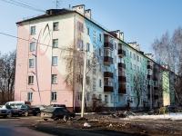 Казань, улица Олега Кошевого, дом 10. многоквартирный дом
