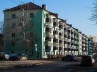 Казань, улица Олега Кошевого, дом 12. многоквартирный дом