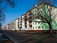 Казань, улица Олега Кошевого, дом 14. многоквартирный дом