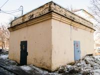 Казань, улица Олега Кошевого. хозяйственный корпус