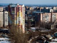 Казань, улица Трамвайная, дом 17. многоквартирный дом