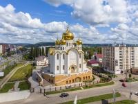 площадь Соборная, дом 1. собор Казанский кафедральный собор