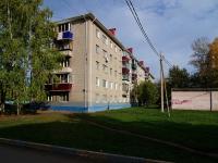 Альметьевск, улица Гафиатуллина, дом 1. многоквартирный дом