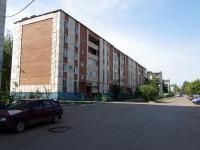 Альметьевск, улица Гафиатуллина, дом 2А. многоквартирный дом