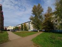 Альметьевск, улица Гафиатуллина, дом 3. многоквартирный дом