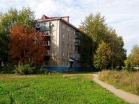 Альметьевск, улица Гафиатуллина, дом 7. многоквартирный дом